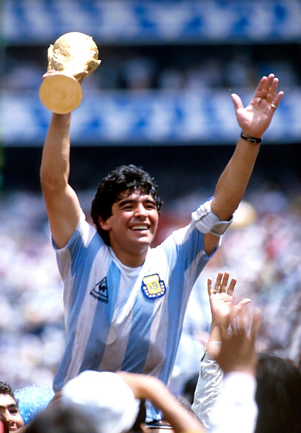 Diego Maradona, One The Greatest Soccer Players Of All-Time, Dies At Age 60
