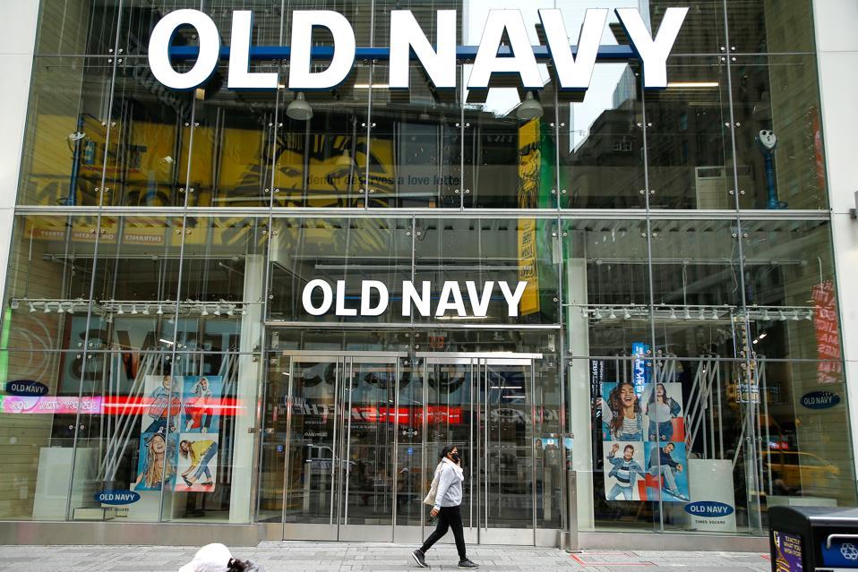 Gap Old Navy earnings