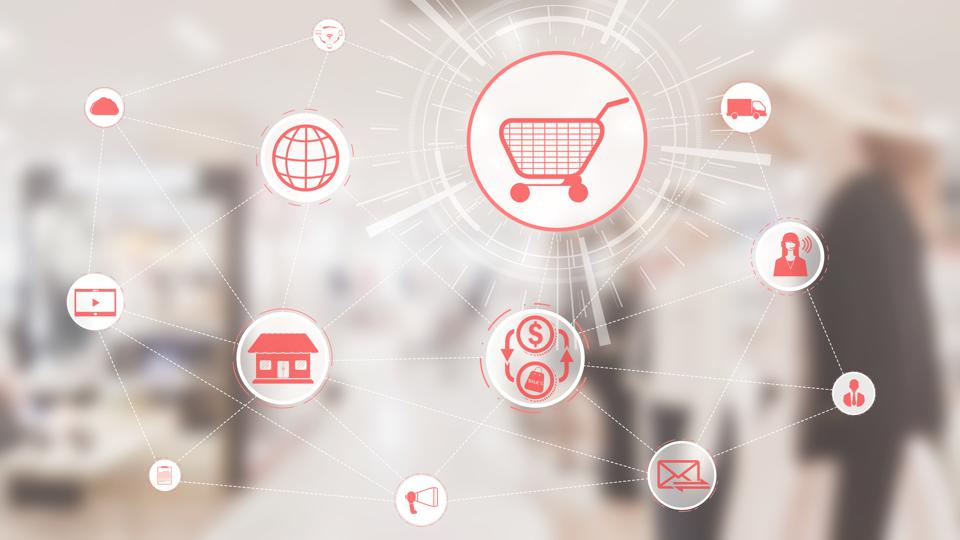 Omni channel technology of online retail business