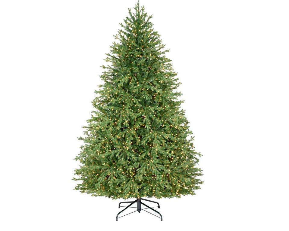 Home Depot Christmas tree