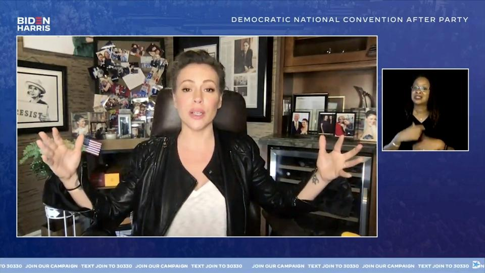 Musical Acts Perform For The 2020 Democratic National Convention