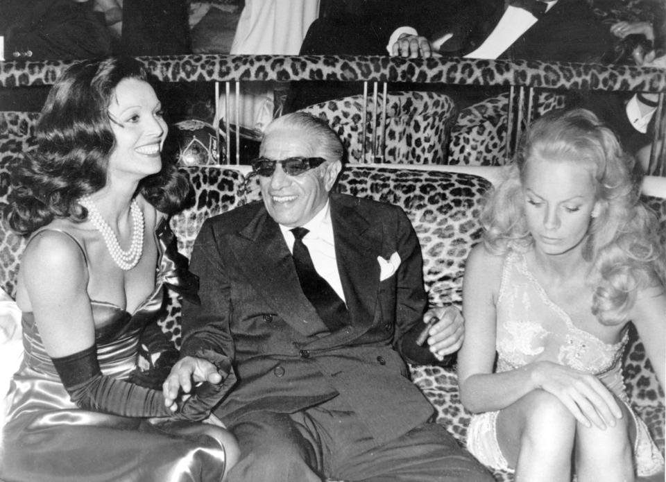 Onassis On The Town