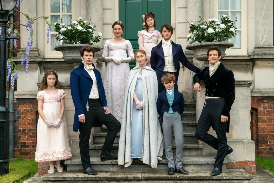 Enter the world of London's high society with this period drama from Shonda Rhimes, Betsy Beers and creator Chris Van Dusen.