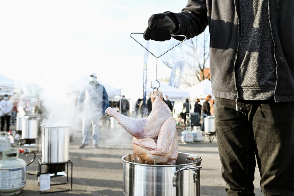 15th Annual Mission:Possible Turkey Fry