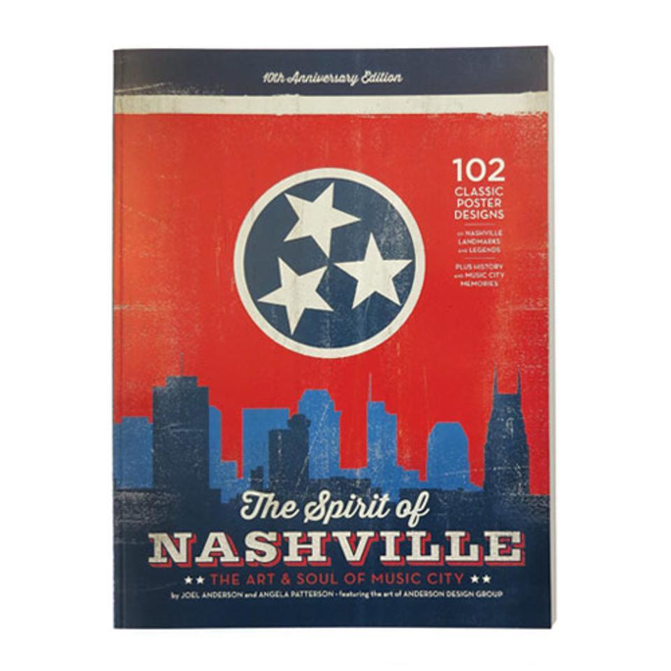 Coffee Table Nashville Book