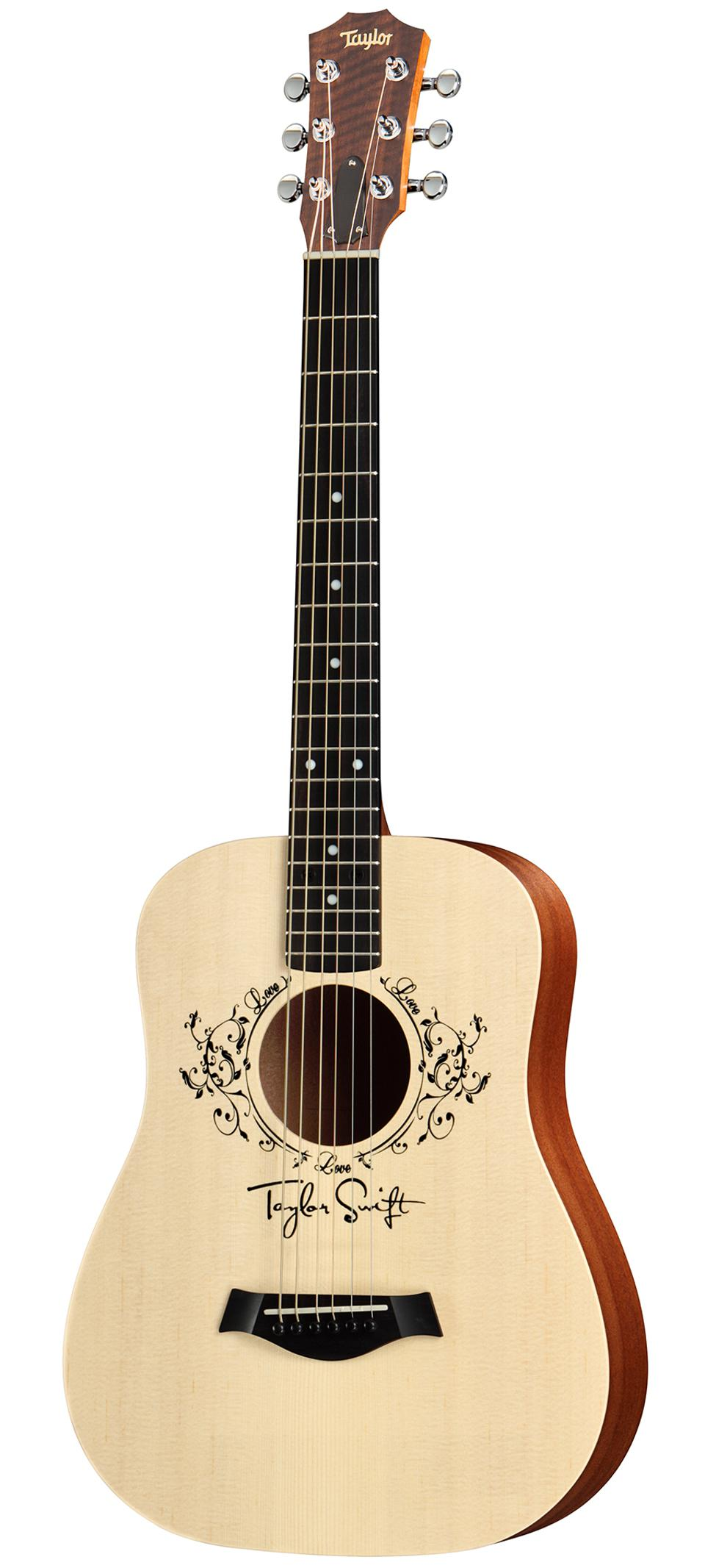 Taylor Swift's Taylor Guitar