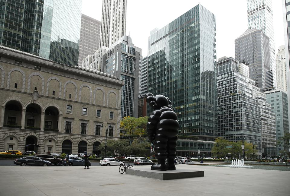 New York City Architecture And Monuments