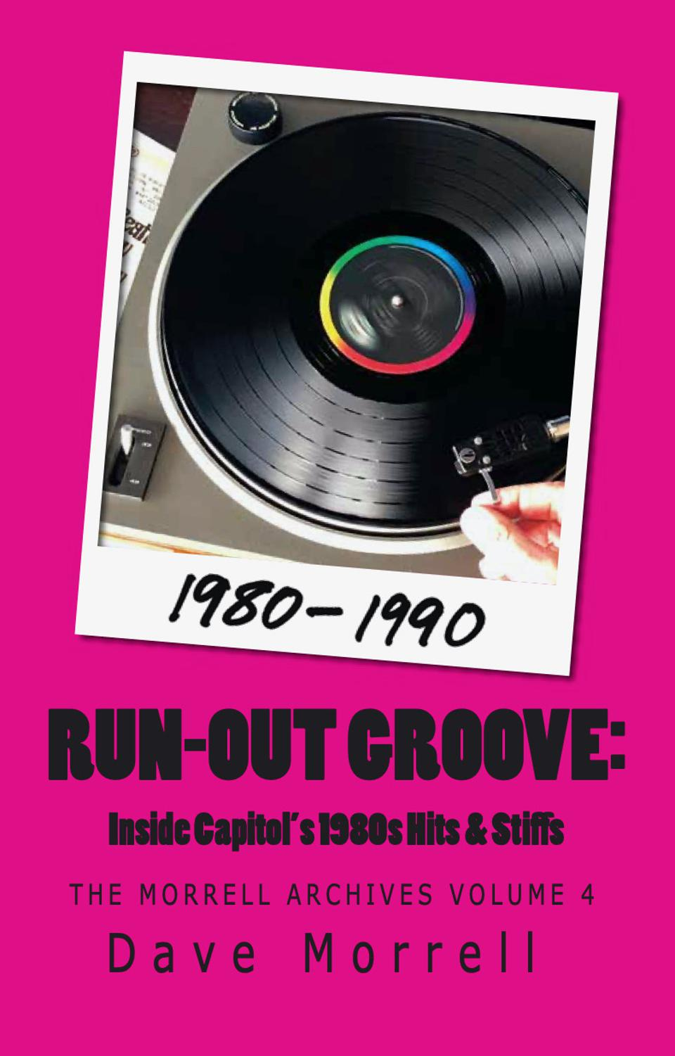Cover of 'Run-Out Groove' by Dave Morrell.