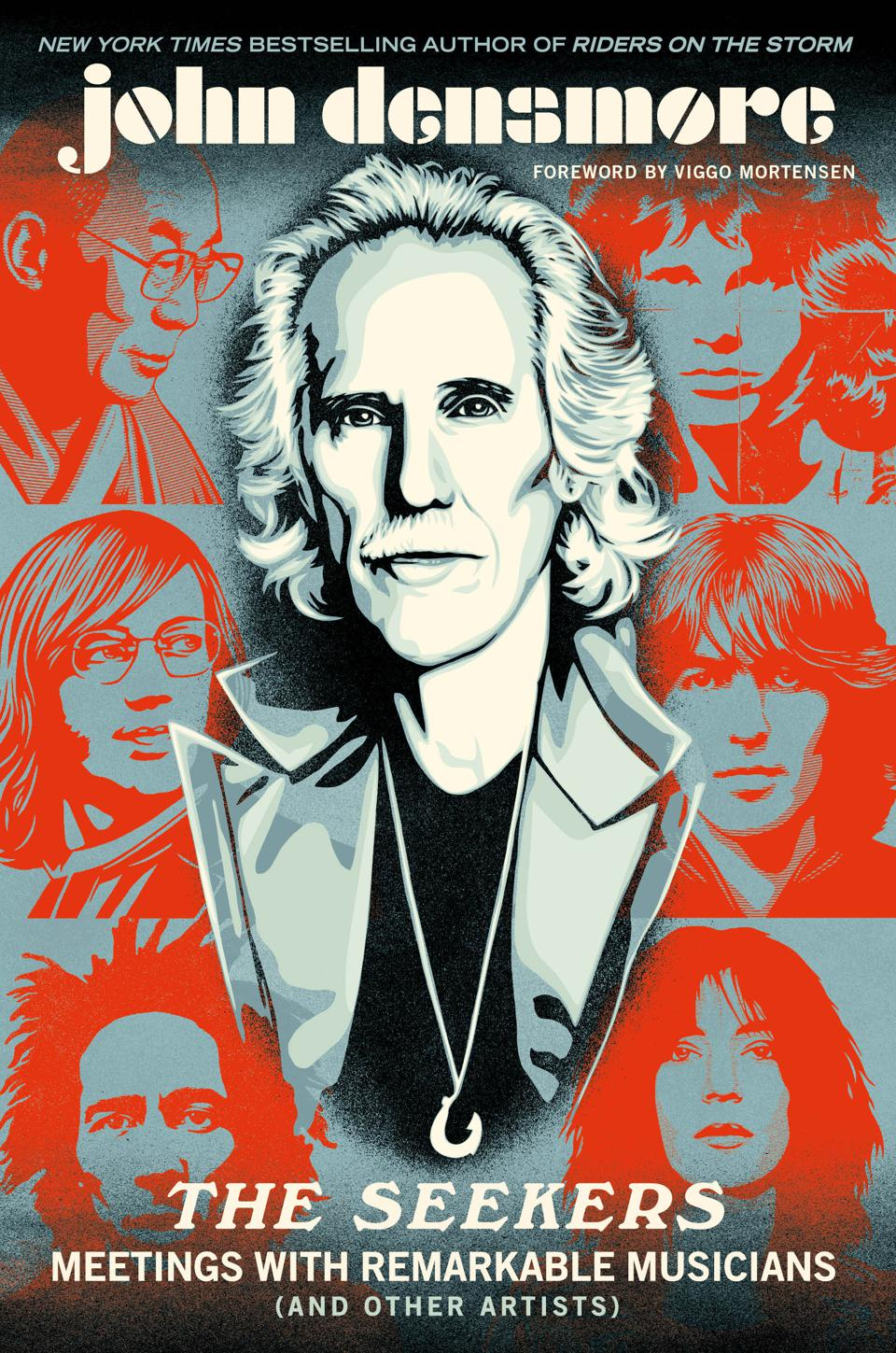 Cover of 'The Seekers' by John Densmore.