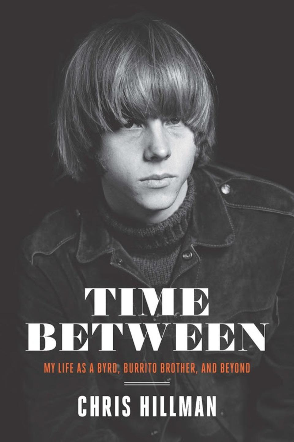 Cover of 'Time Between' by Chris Hillman.