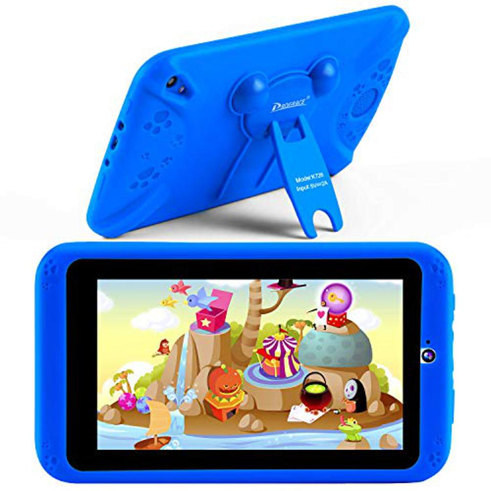 PROGRACE Kids Tablets Android 9.0, 2GB RAM 16GB ROM, 7 inch IPS HD Display