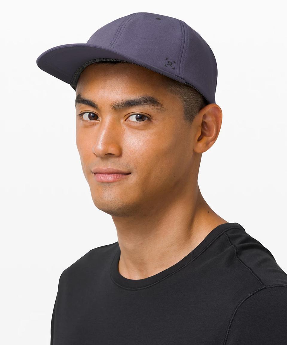 Days Shade Ball Cap in purple.