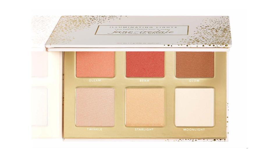 Jane Iredale Illuminating Lights Face Palette Holiday Limited Edition