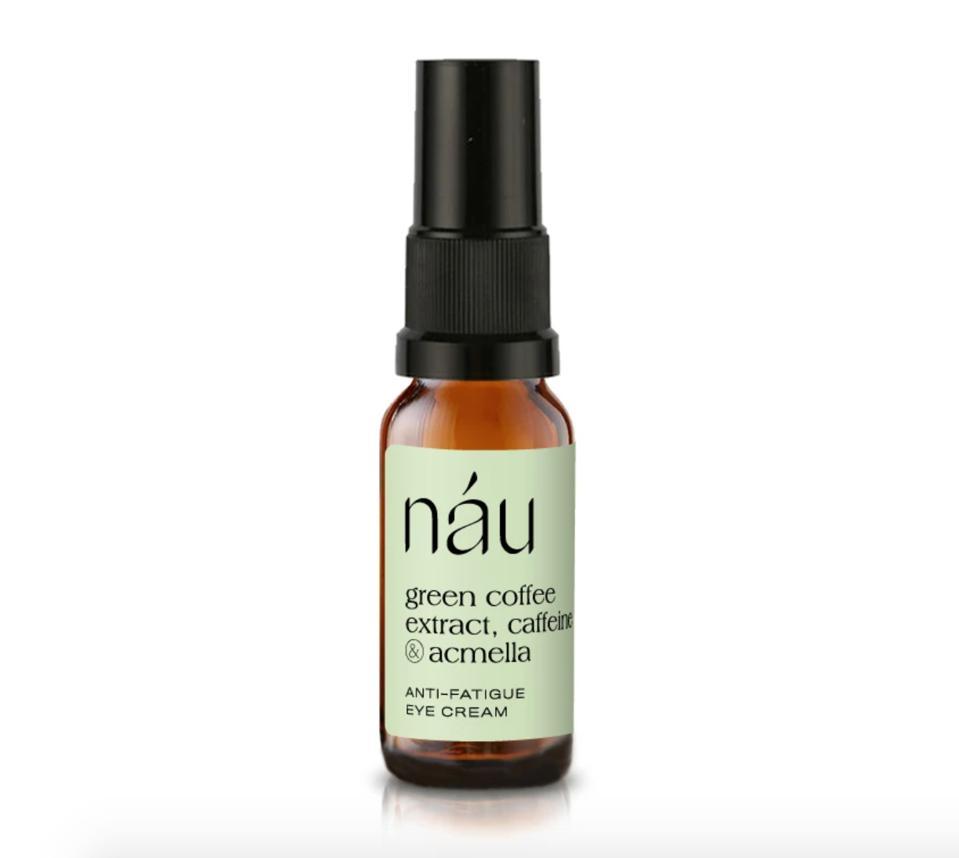Náu Anti-Fatigue Eye Cream cold-pressed skincare clean natural organic