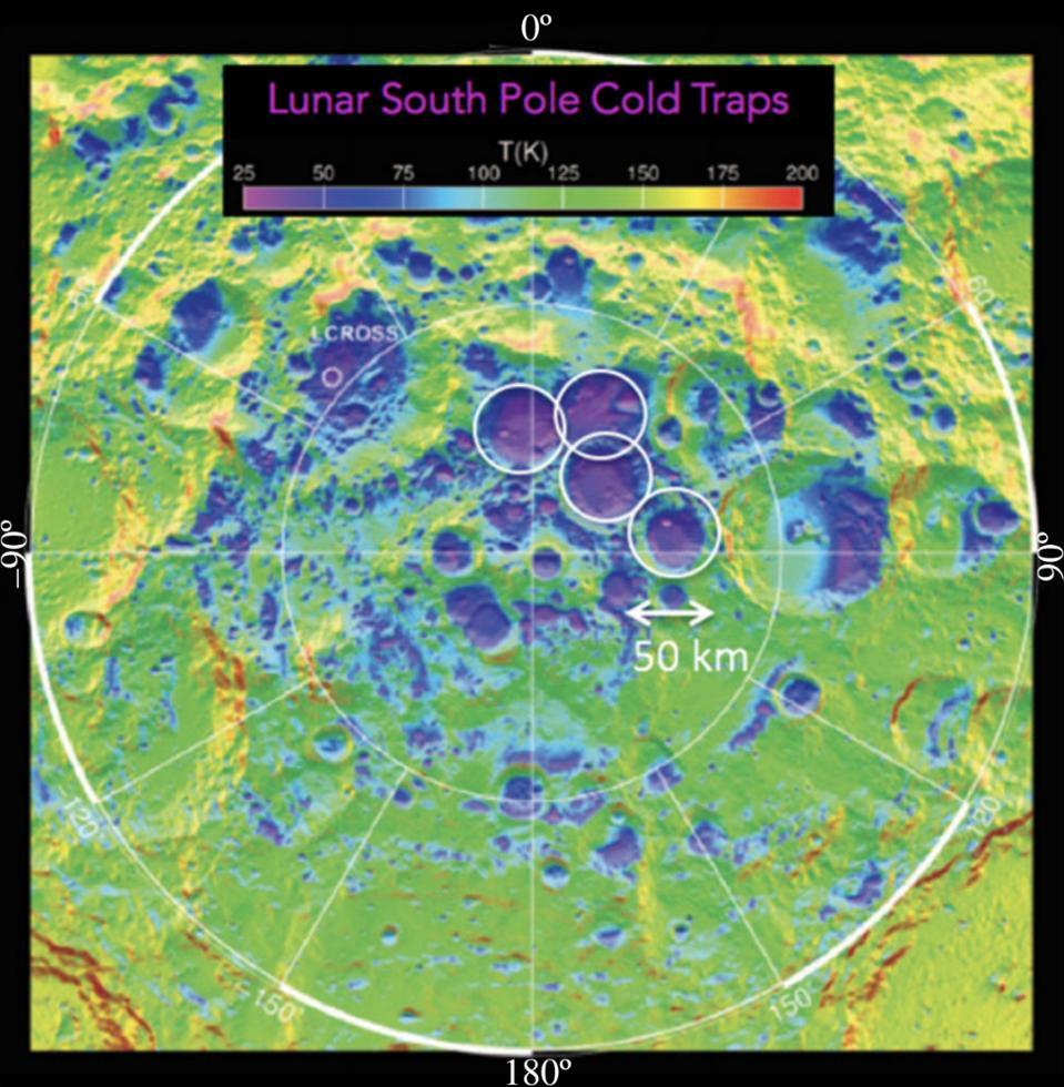 lunar cold traps