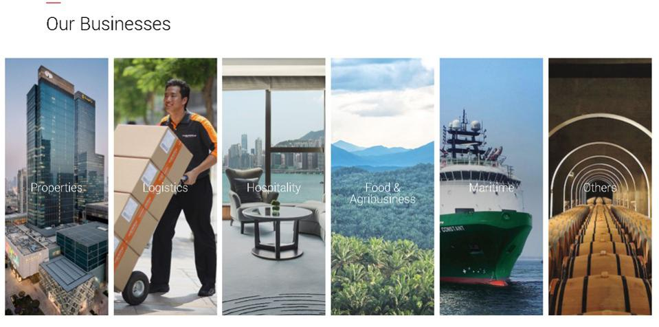 The multi-billion dollar Kuok Group is highly diversified and prominent across South East Asia