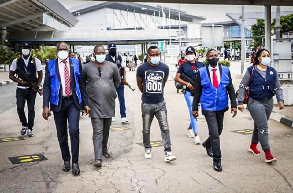 Interpol Nigeria cybercrime arrests