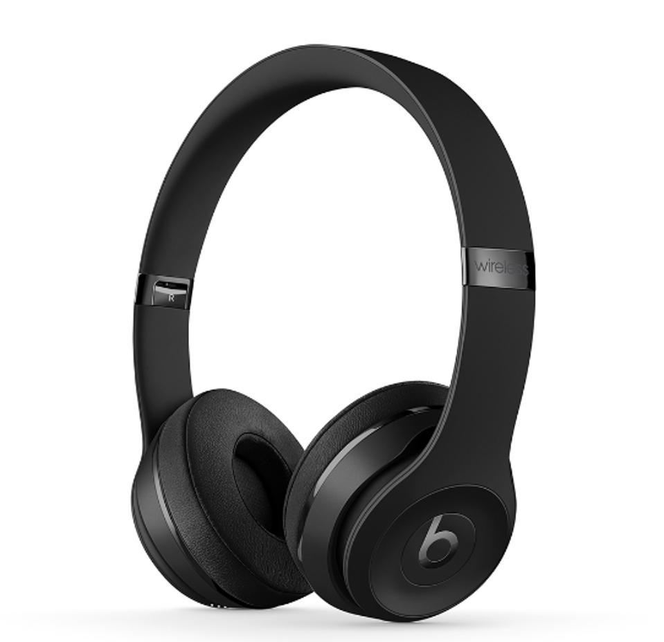 Beats Solo3 Wireless On-Ear Headphones with Apple W1 Headphone Chip