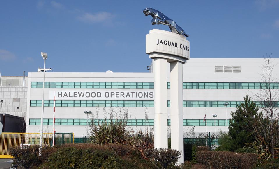 Business Secretary visits Jaguar Land Rover
