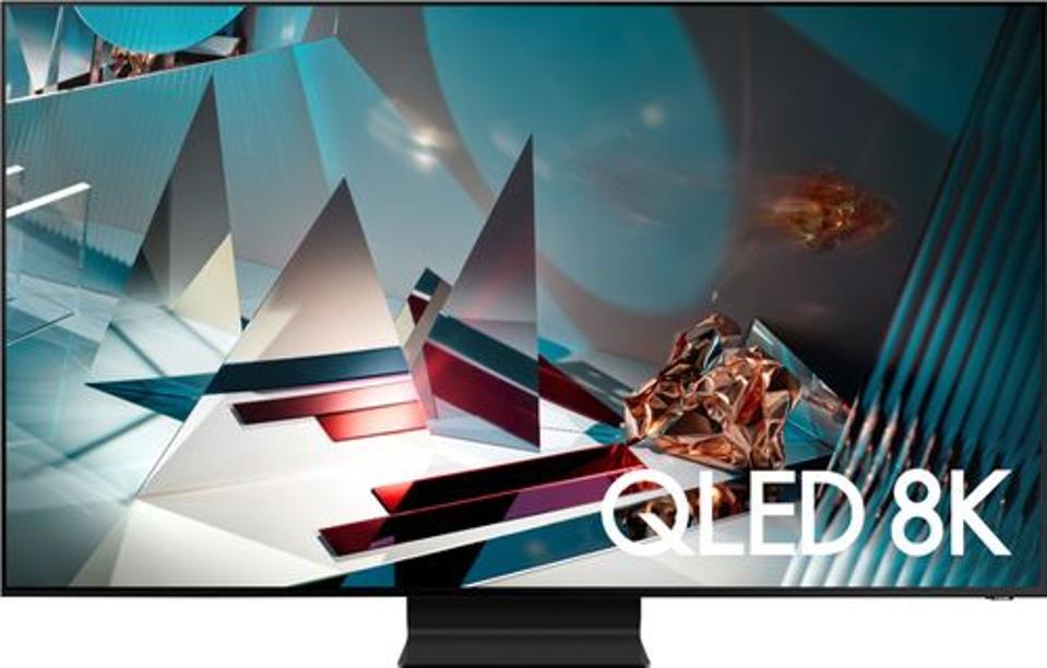 Samsung 75″ Q800T Series LED 8K Tizen TV