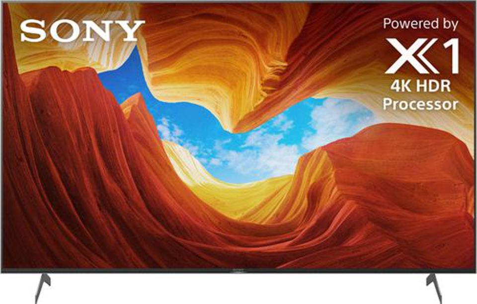 Sony 75″ X900H Series LED 4K Android TV