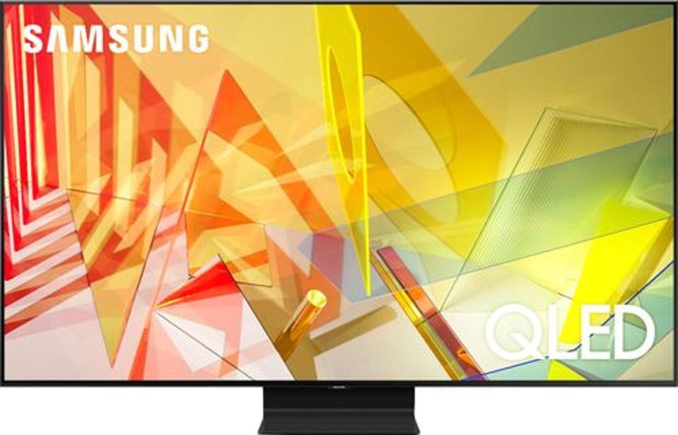 Samsung 55″ Class Q90T Series LED 4K Tizen TV