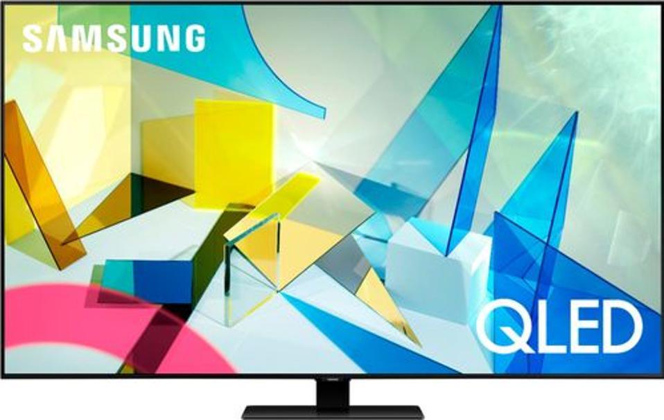 Samsung 50″ Class Q80T Series LED 4K Tizen TV