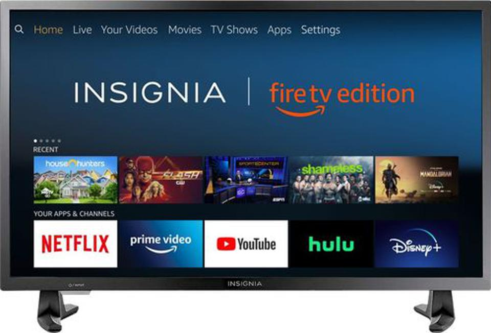 "Insignia 32"" LED HD Fire TV Edition"
