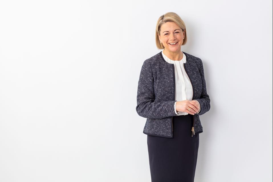 Fiona Dawson, Global President of Mars Food, Multisales and Global Customers
