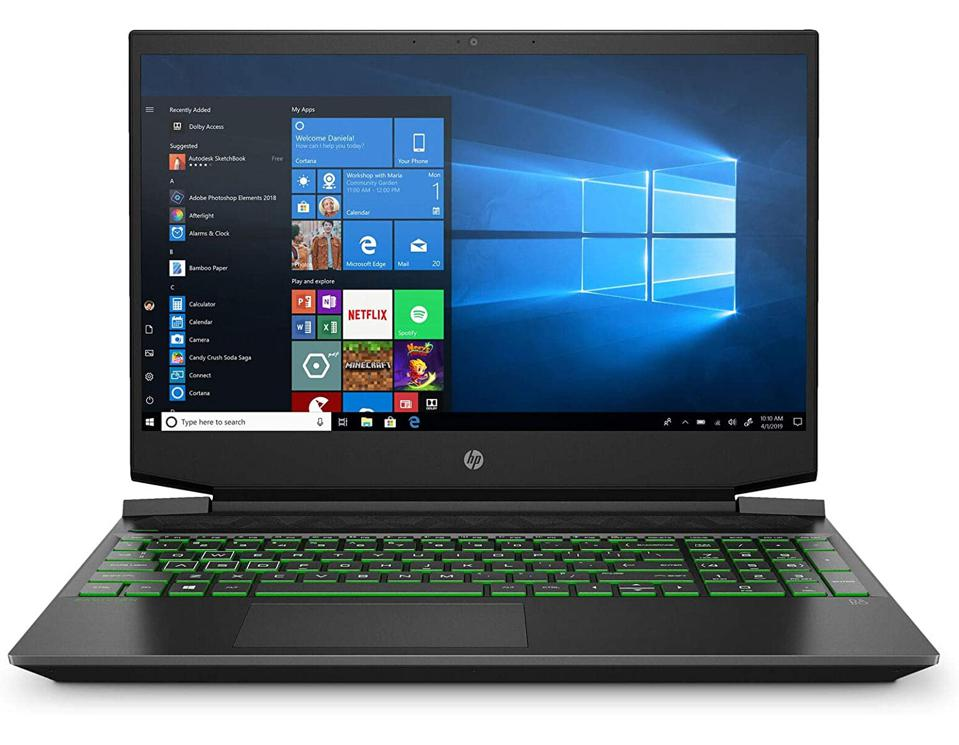 HP Pavilion 15.6-inch Premium Gaming Laptop