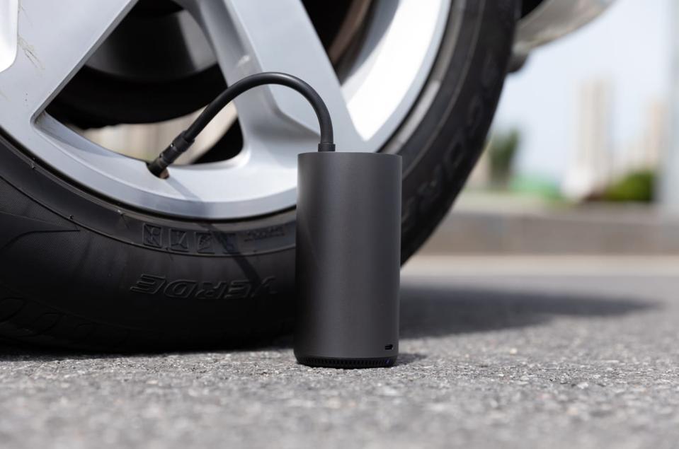 MOJIETU portable air pump