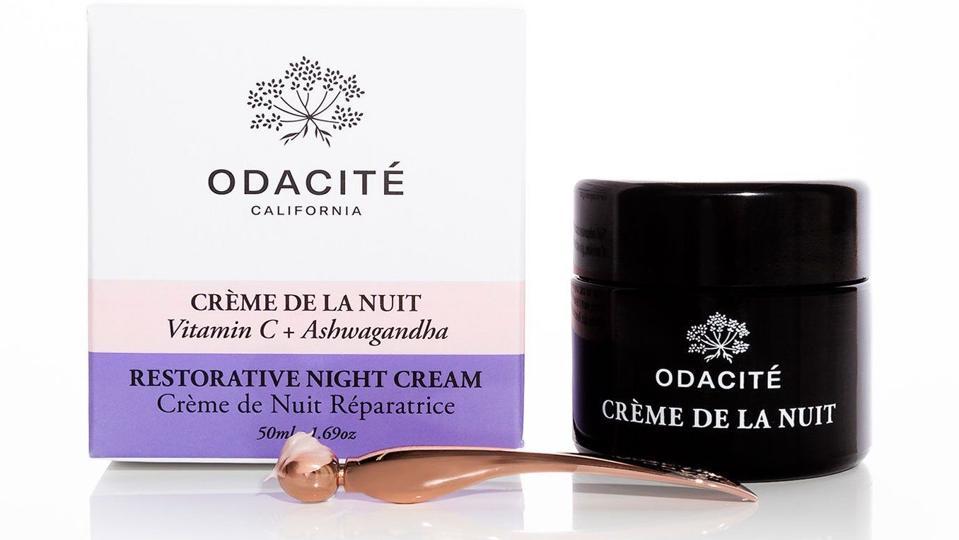 Crème de la Nuit • Vitamin C + Ashwagandha Odacité