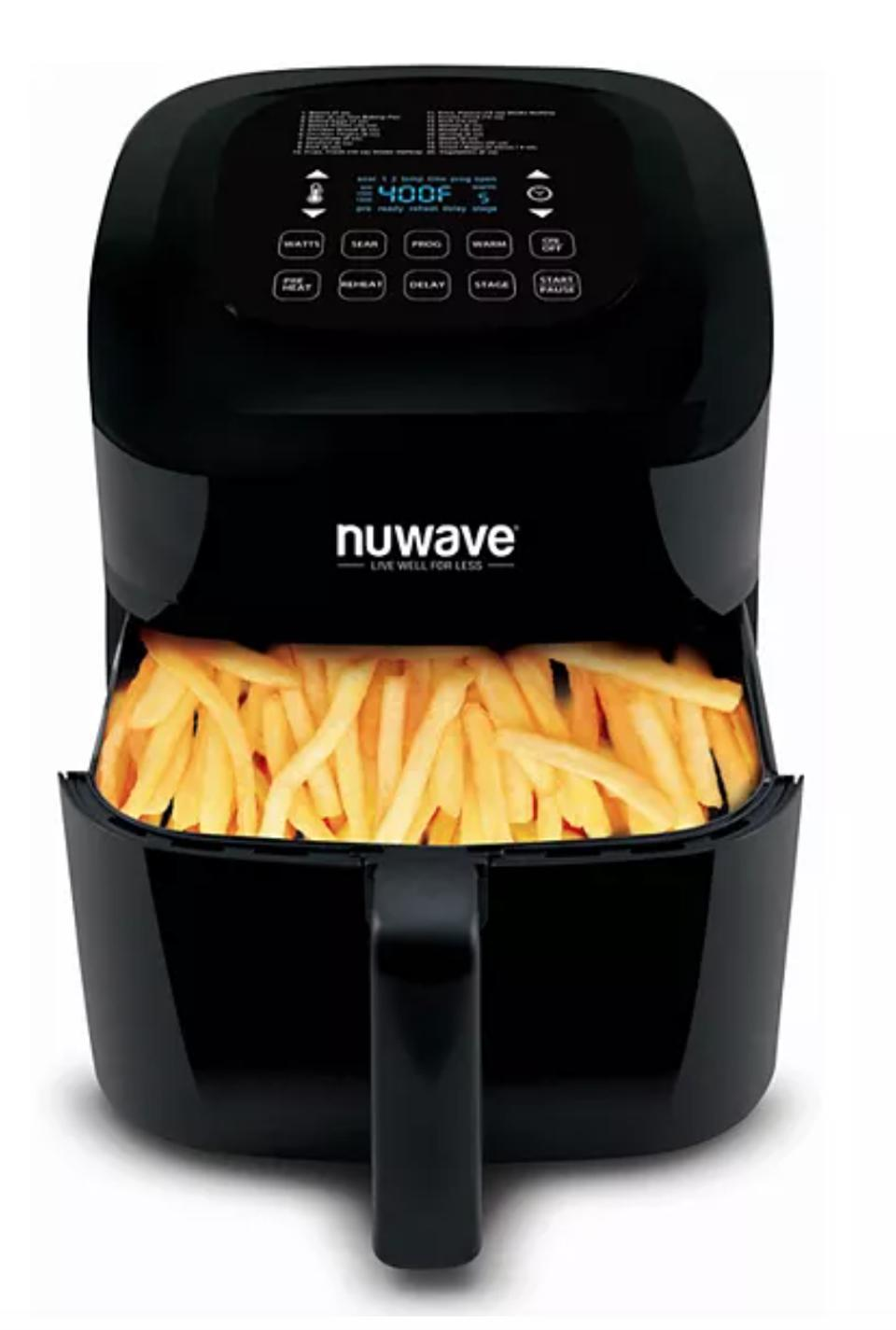 NuWave Brio 7.25-qt. Air Fryer