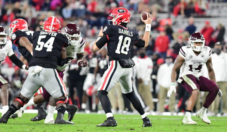 Mississippi State vs Georgia