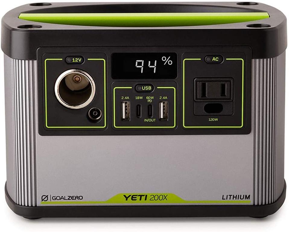 Goal Zero Yeti power supply