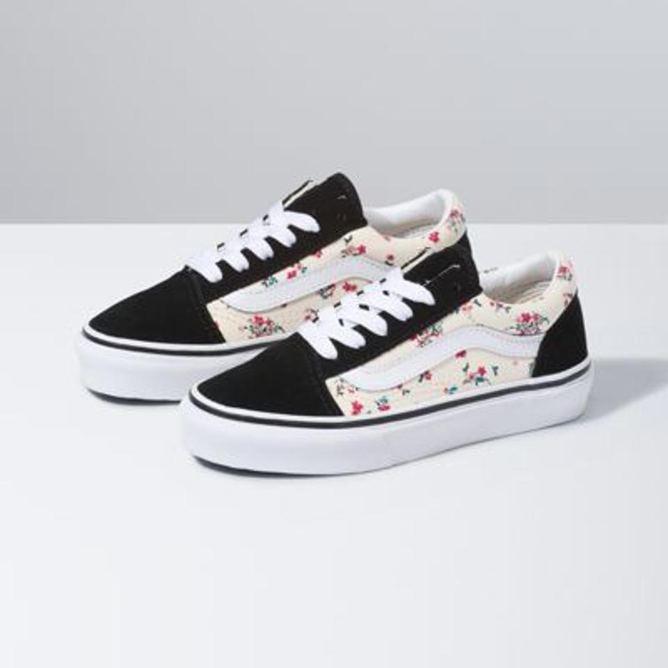 Vans Floral Old Skool sneakers.