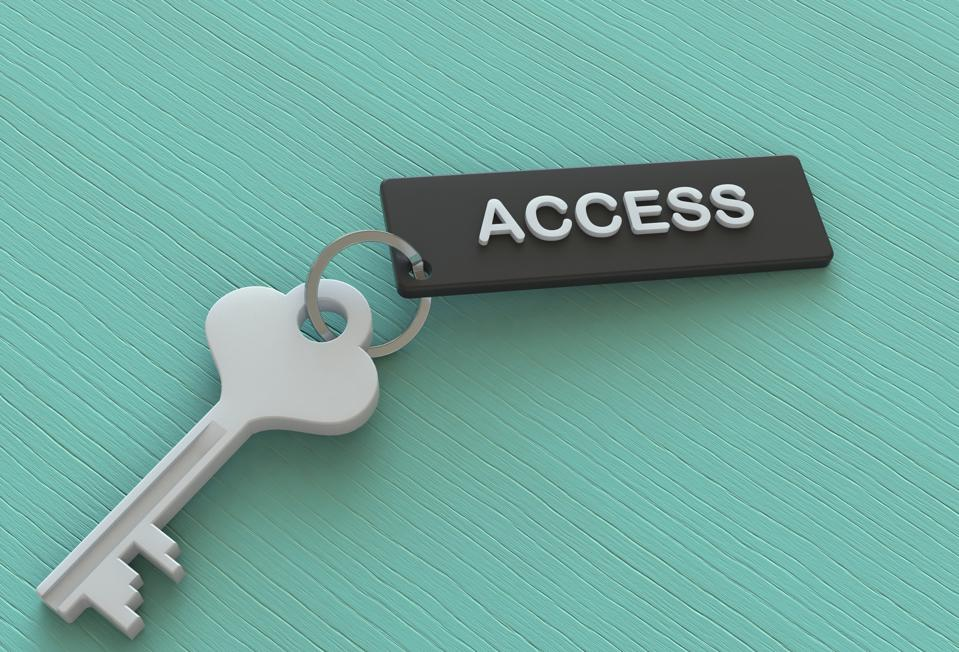 ACCESS, message on keyholder