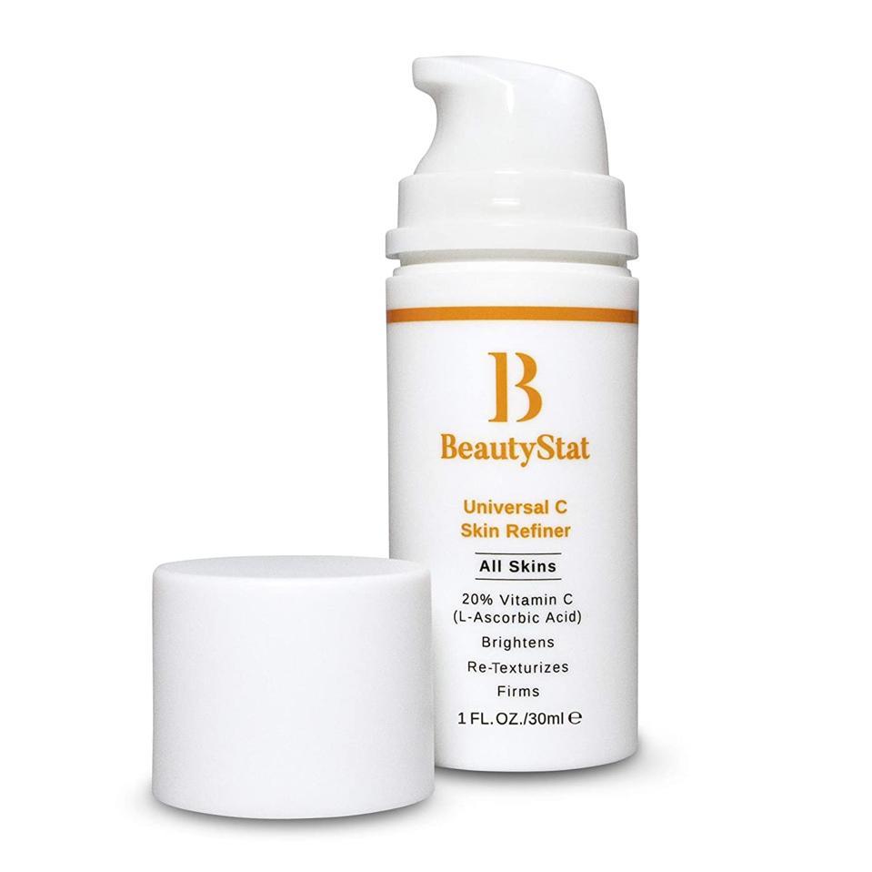 BeautyStat Cosmetics Universal C Skin Refiner 20% melasma patented Ron Robinson