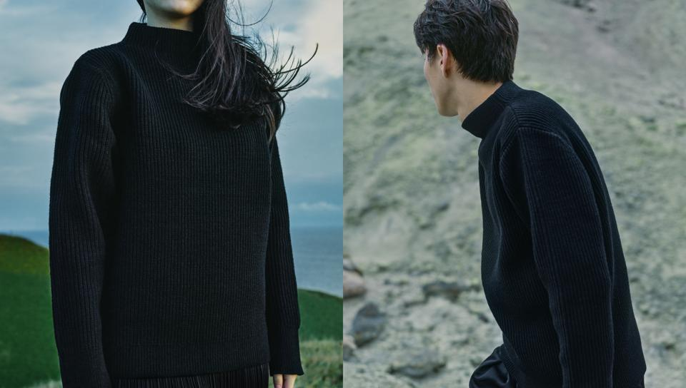 Sweater Made From Brewed Protein