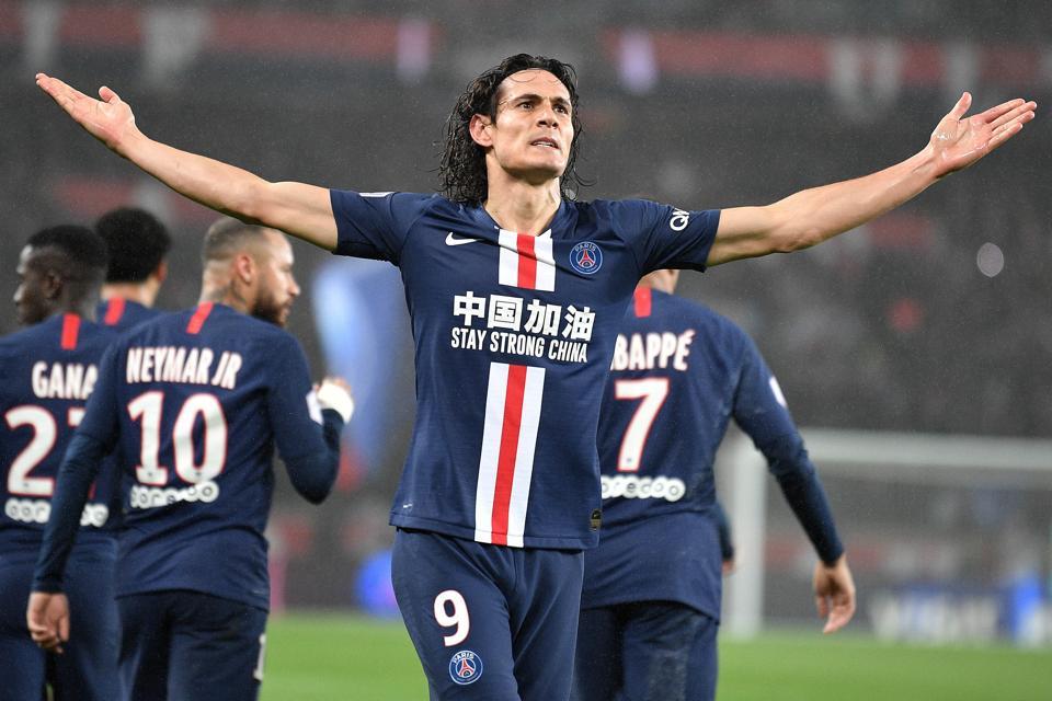 (SP)FRANCE-PARIS-FOOTBALL-LIGUE 1-PSG VS BORDEAUX
