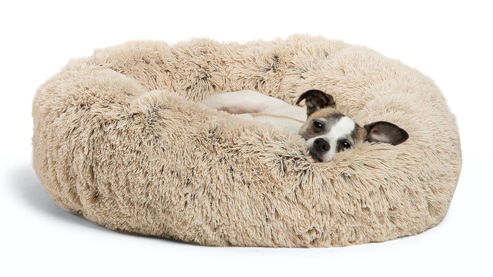 Best Friends By Sheri The Original Calming Donut™ Dog and Cat Bed