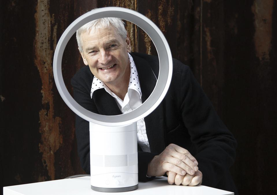 DEU Technik Dyson Ventilator