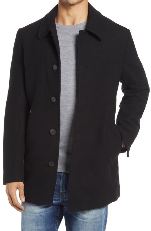 Rodd & Gunn Woodhill Wool Blend Coat