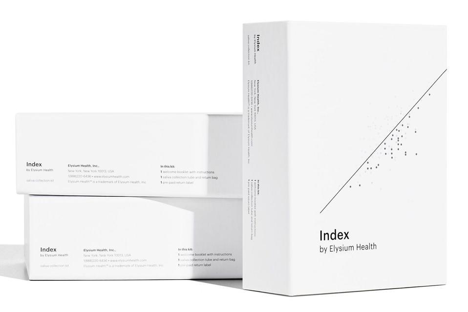 Index Biological Age Test by Elysium Health