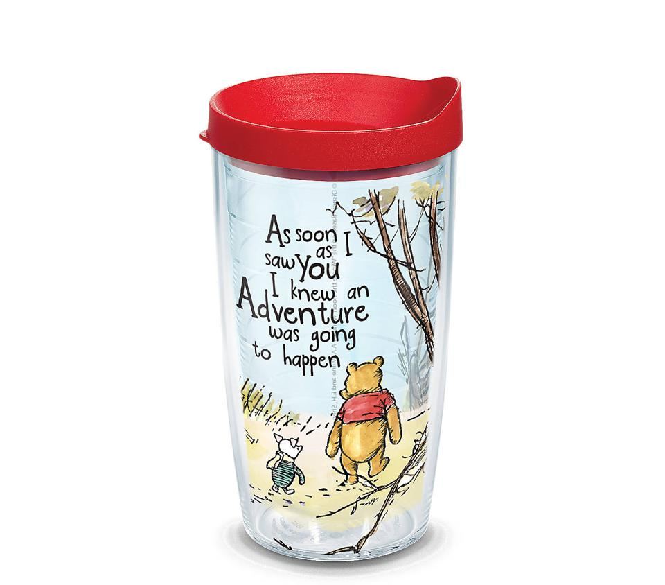 Winnie The Pooh from Tervis