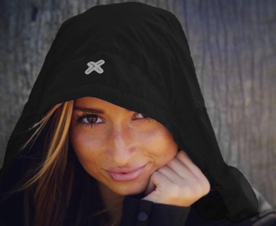 Shux Packable Attachable Hood