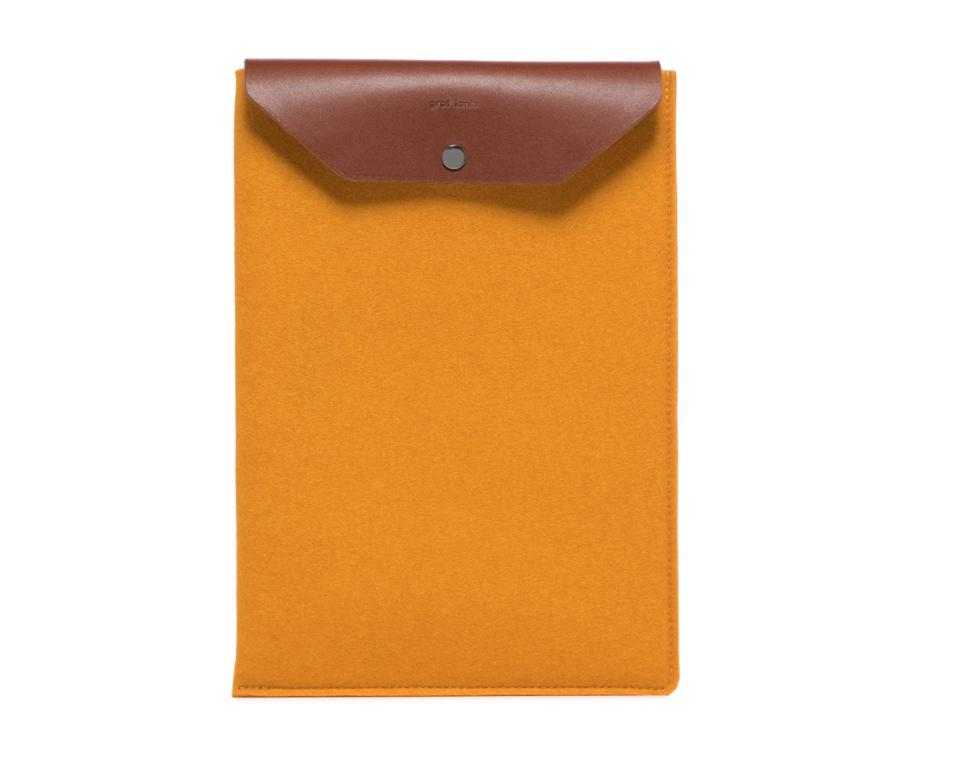 Graf Lanz Merino Wool Felt Laptop Sleeve