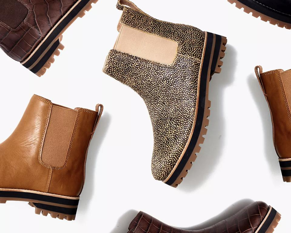 Madewell Black Friday Boot sale