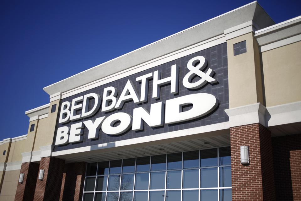 A Bed Bath & Beyond Location Ahead Of Earnings Figures