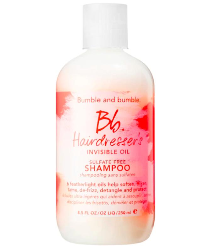 Hairdresser's Invisible Oil Shampoo - Bumble and bumble